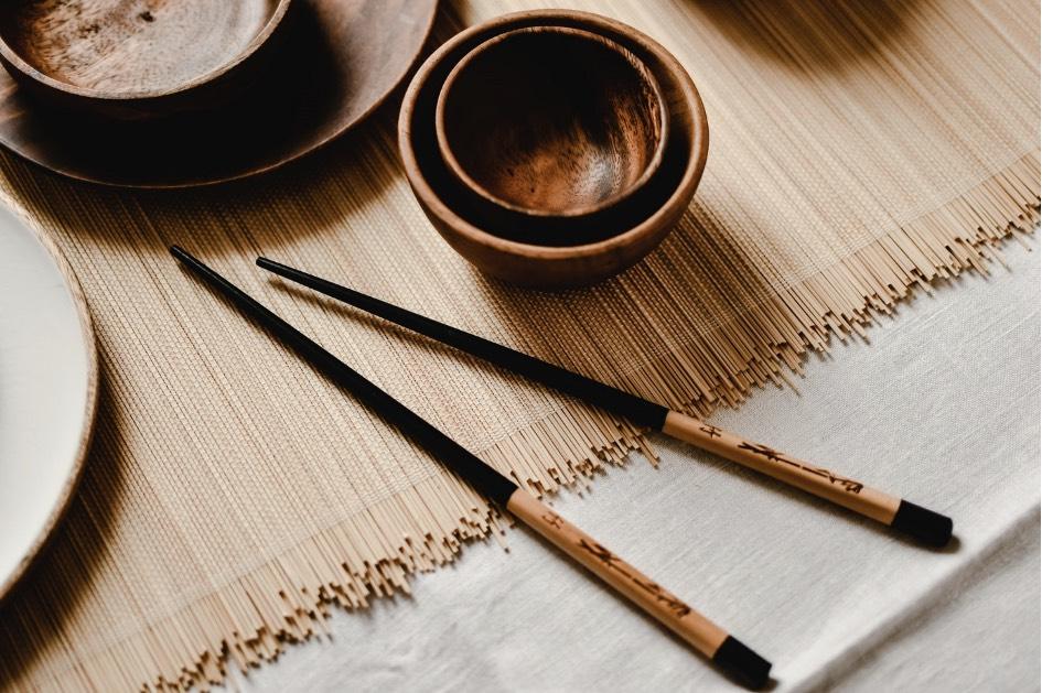Découvrez les différentes baguettes japonnaises